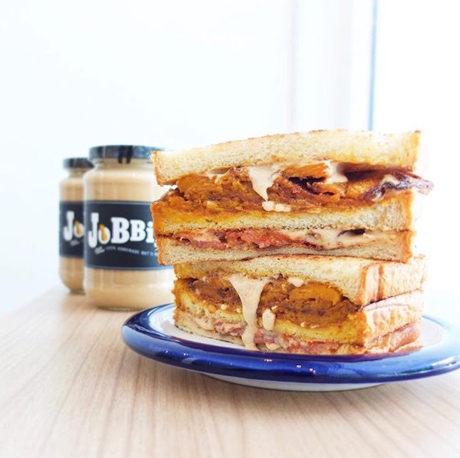 Nut Butter X Bacon X Pumpkin, Only In Zao!