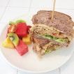 Sliced Porks Sandwich!