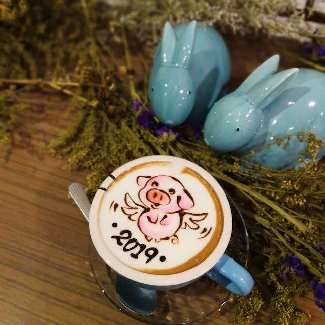 Impressive Latte Art