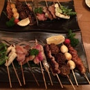 Assorted Skewers