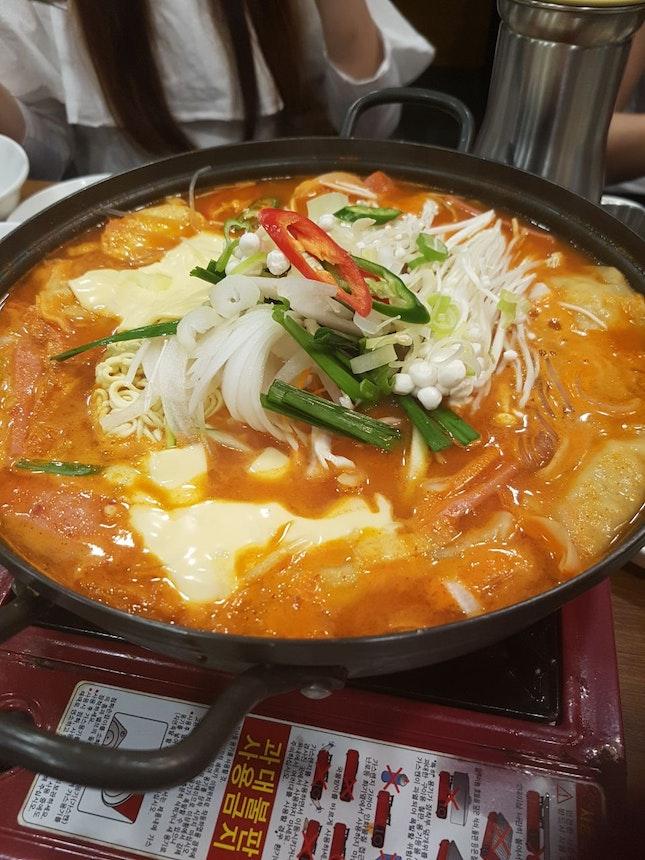 Great Korean Food