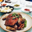 Black Pepper Crab [$78]