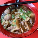 Mixed Beef Noodles (RM12)