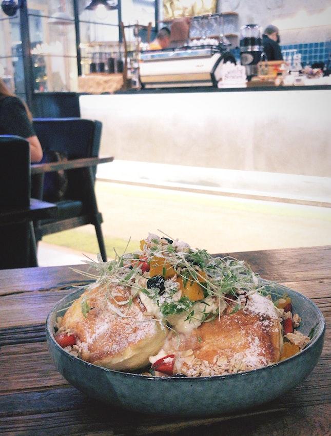 Soufflé Pancake ($23)