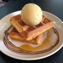 best waffles ever!!!!! (~$8)
