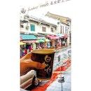 Pouring at Jonker Street ☔ #sanshugongcoffee #三叔公 #jonkerstreet #melaka #roadtrip #coffee #instafood #instadaily #rain #커피 #여행 #vsco #vscocam #snapseed #foodblog #foodblogger #malaysia #travel #coffee #f52 #igmy #burpple #malaysiancafes