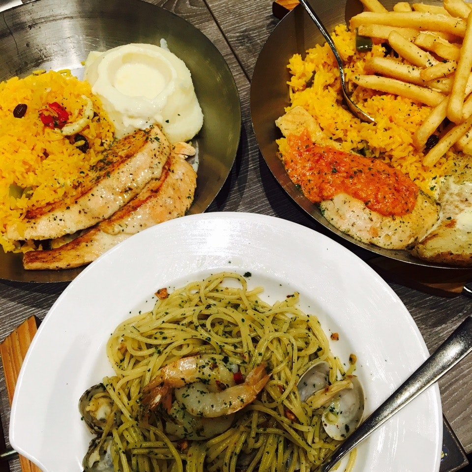 Fish & Co. (Jurong Point)