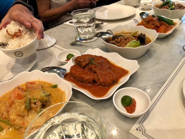 Peranakan Mother's Day Lunch