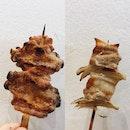 yakitori sticks
