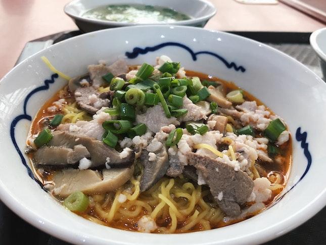 minced meat noodles (03-150)