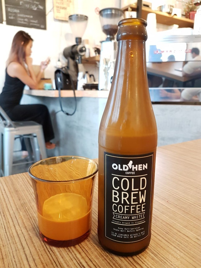 Good Cold Creamy White Coffee