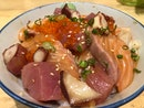 Worth Your Money Chirashi Don ($13)