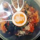 #food #foodie #foodporn #foodsg #sgfood #foodgasm #foodorgasm #foodpic #foodphotography #foodphoto #sgvsco #sgvscocam #vsco #vscocam #igsg #sgig #instafood #foodstagram #igsg #sgig #burpple #hungrygowhere #openrice #koreanfood #korean #salad #healthyeating