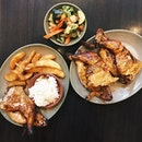 Chicken with Sides