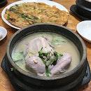 토속촌 삼계탕 - 土俗村 蔘鷄湯