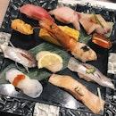 美登利寿司 渋谷店