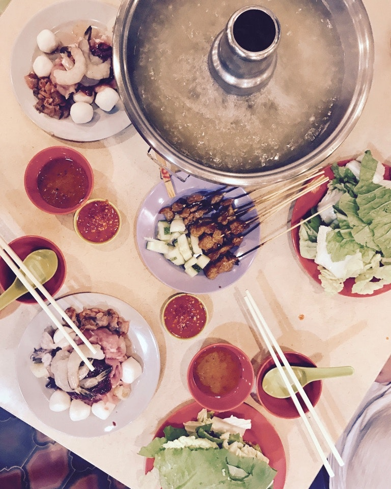 Thien Kee Steamboat Restaurant (Golden Mile Tower)