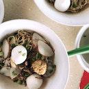 Fish Bal Noodle