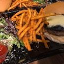 Portebello Burger
