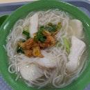 Fish Soup $4