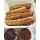 Craving for churros again!