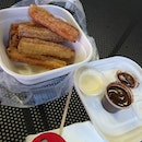 Round 2 for churros!