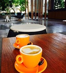 Coffee break ☕️ - #Clubbenefits #singapore #igsg #sgig #sgeats #sgfoodie #foodporn #foodgasm #lifestyle #eathealthy #burpple #sgrestaurant #onthetablesg #whati8today #sgbrunch #brunch #exploresg #travelgram #bbctravel #8dayseat #eatigoLOVE #coffee #latte