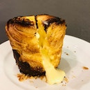 [Coming soon] Burnt Cheese Cruffin!