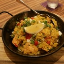 Paella (1 serving: S$28, 2 servings: S$39)