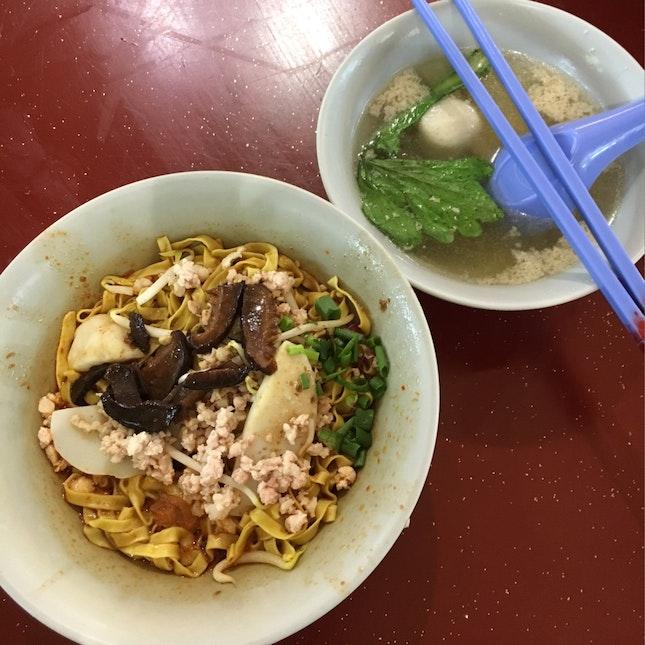 Ah Seng Teochew Meatball