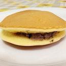 Dorakeiki : oreo cheese pancake 😋✨🍫