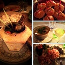 Thai Food Dinner