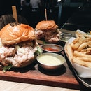 Har Jeong Kai Burger ($17)