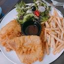 Fish N Chips Tiga Rasa