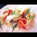Salmon With Quinoa Salad