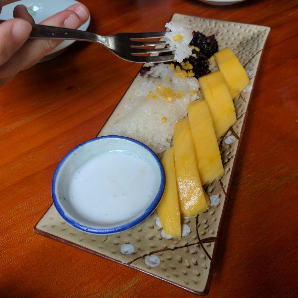 Authentic thai food in SG