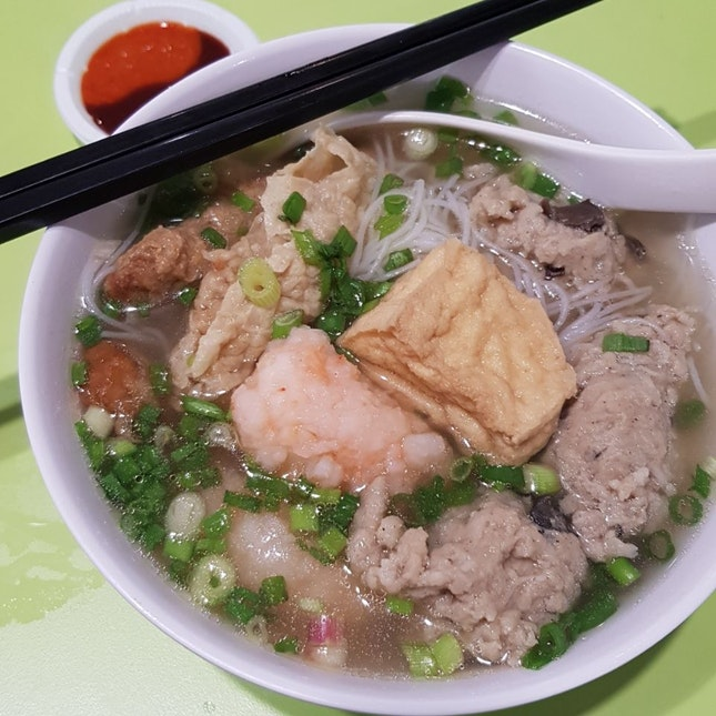 Sublime Yong Tau Foo [$5.50]
