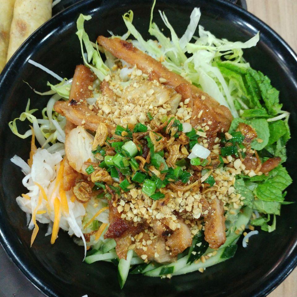 Pork Cutlet Bee Hoon [$6]