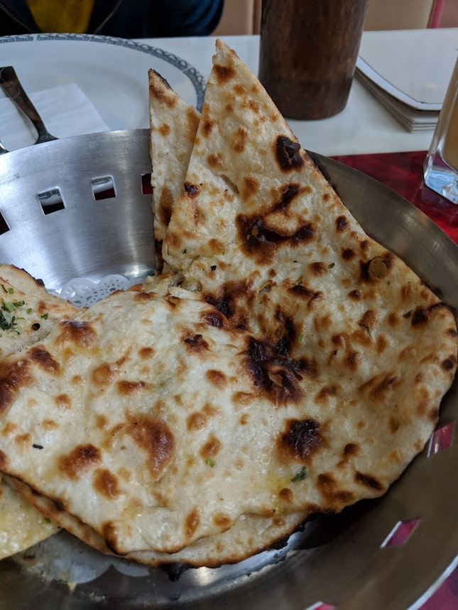 Cheese Naan [$6]