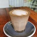 Chai latte $6.50.