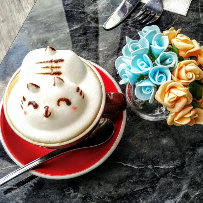 For Cute Latte Art