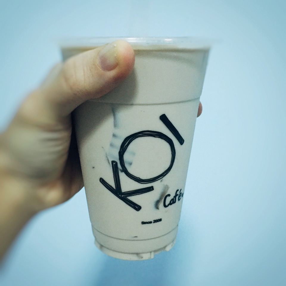 Hopping On The Bubble Tea Trend
