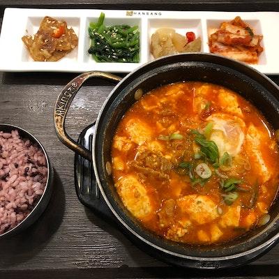 Hansang Korean Family Restaurant Square 2 Burpple 33 Reviews