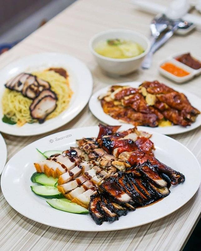 [New Blog Post] Kay Lee Roast Meat New Outlet at Paya Lebar Square.