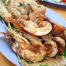 The crayfish here is heavenly!