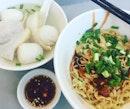 Li Xin Teochew Fishball Noodle (Suntec City)