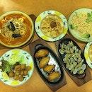 Our All Time Favorites at Saizeriya: 💕Seafood Soup Pasta ($7.90) 💕Garlic Focaccia ($2.20) 💕Mentaiko Flavour Shrimp & Broccoli Pasta ($6.90) 💕Crunchy Calamari ($4.90) 💕4 Pcs Chicken Wings ($3.95) 💕Baked Asari ($3.90) 😋  #burpple