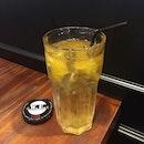 Yuzu White Tea ($6.90) 🍊 Surprisingly refreshing!