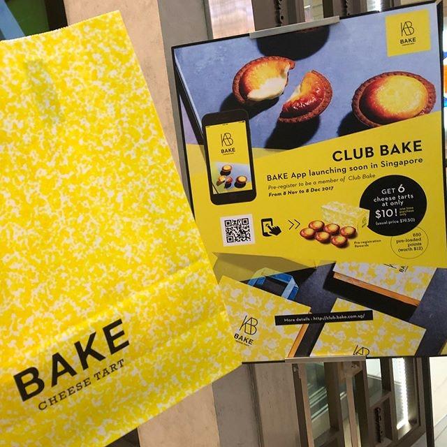 BAKE Cheese Tart (nex)