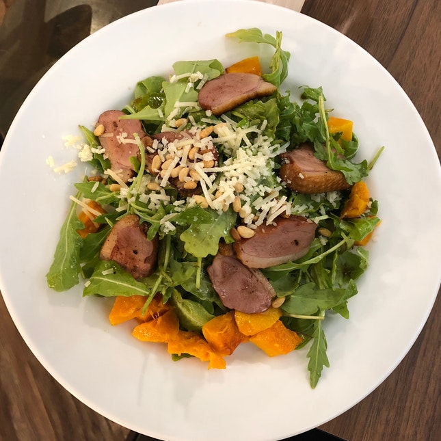 Duck Salad 🥗